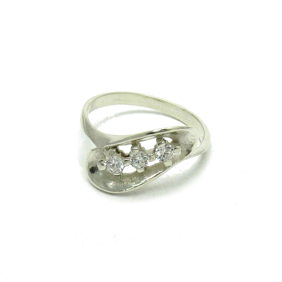 Silver ring - R000092
