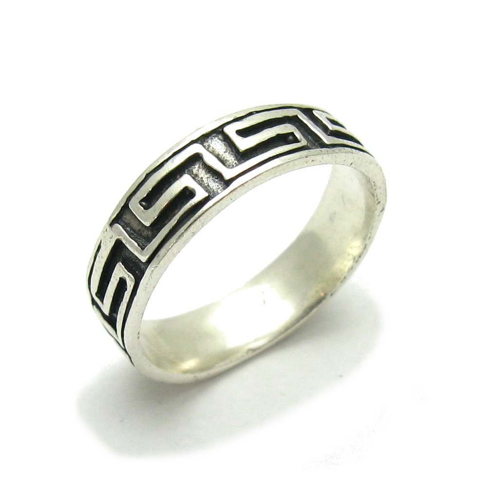 Silver ring - R000093