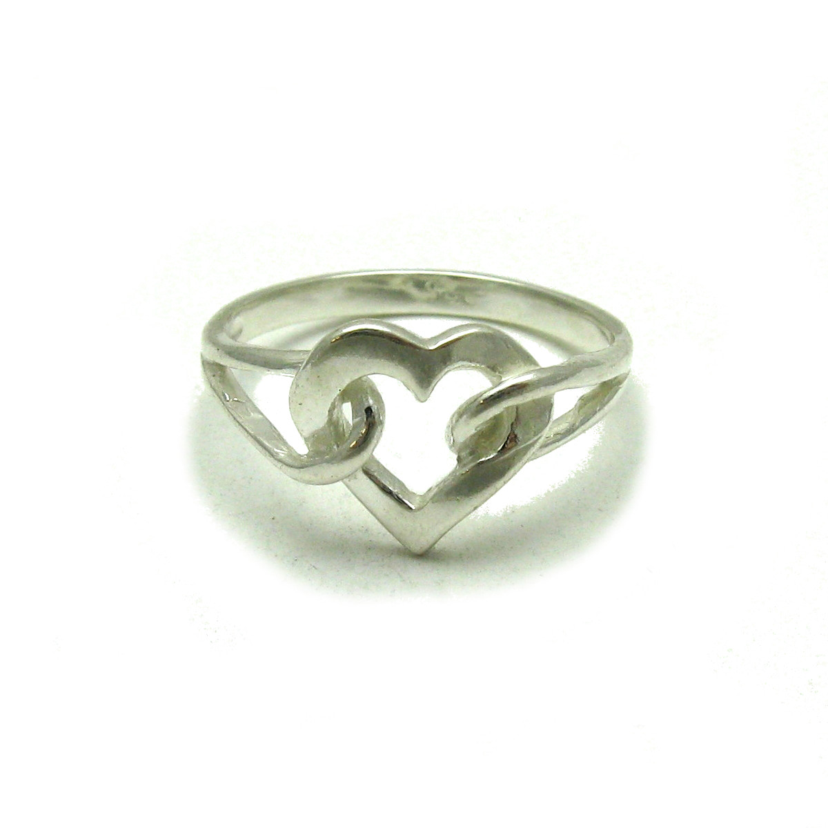 Silver ring - R000094