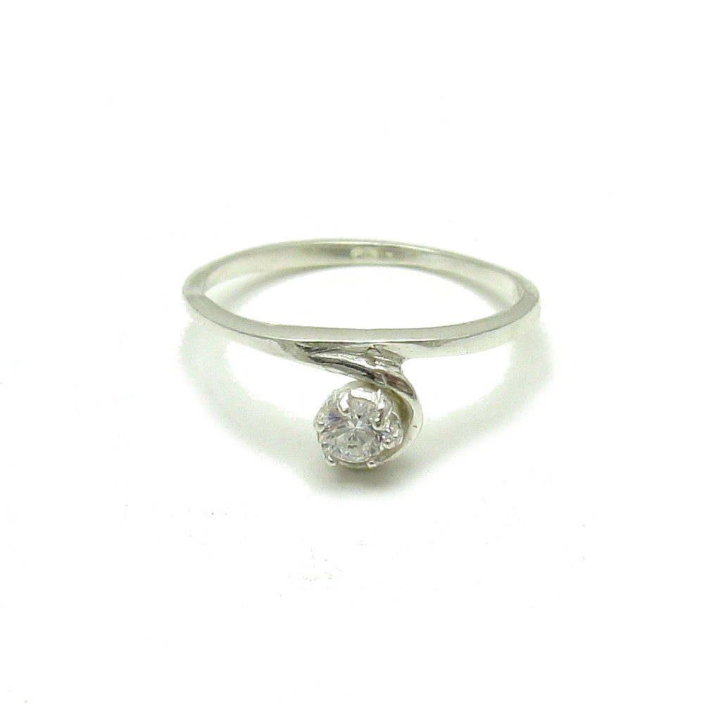 Silver ring - R000097