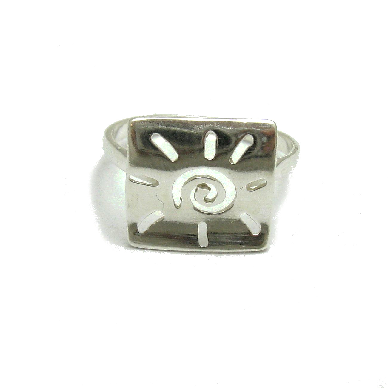 Silver ring - R000099