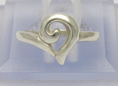 Silver ring - R000115