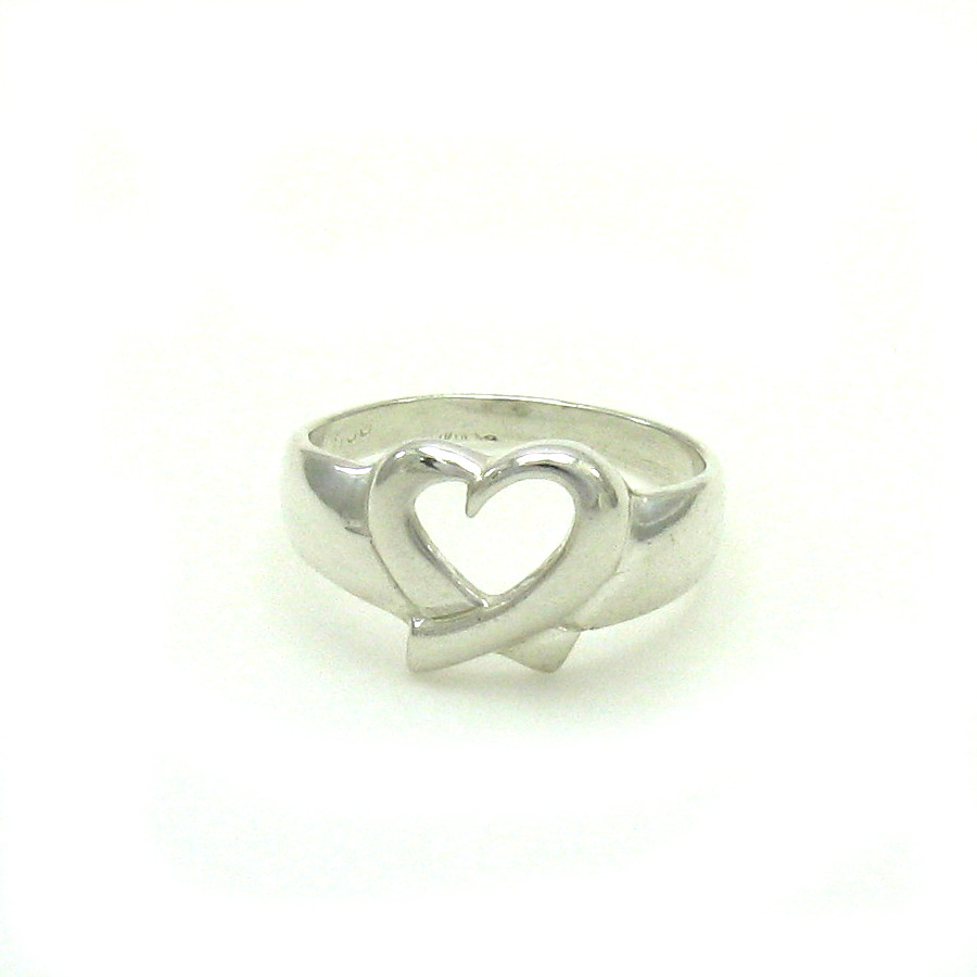 Silver ring - R000118