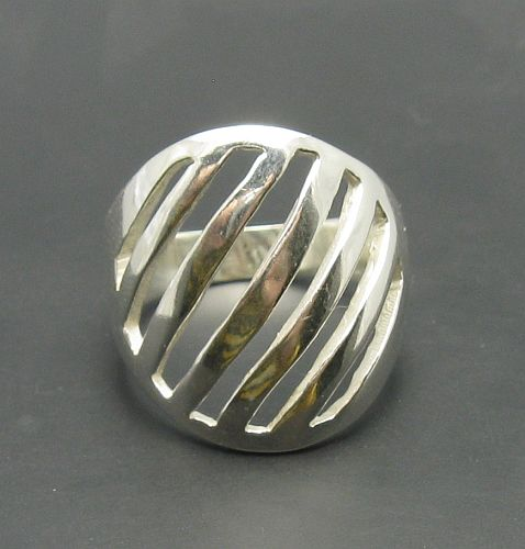 Silver ring - R000124