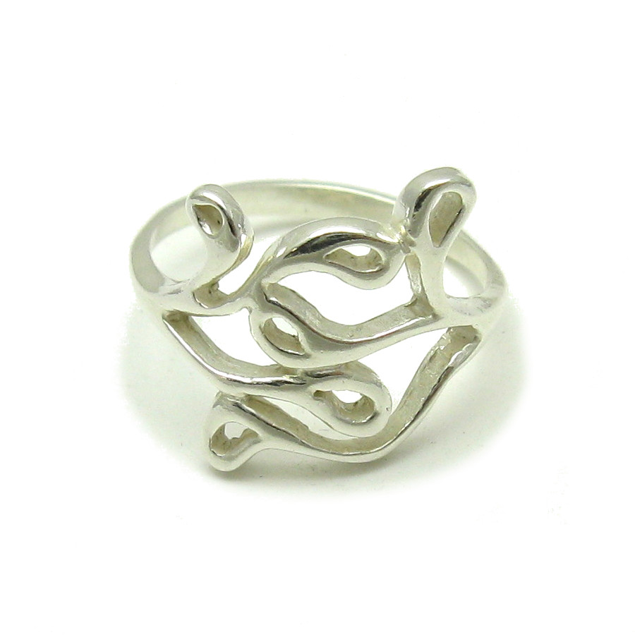 Silver ring - R000125