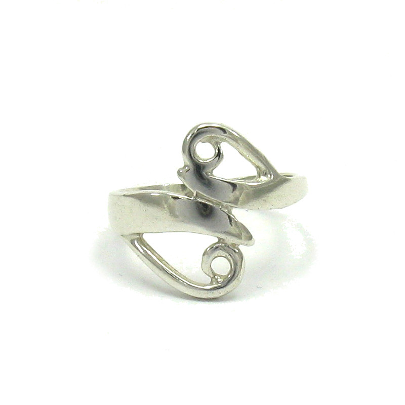 Silver ring - R000126