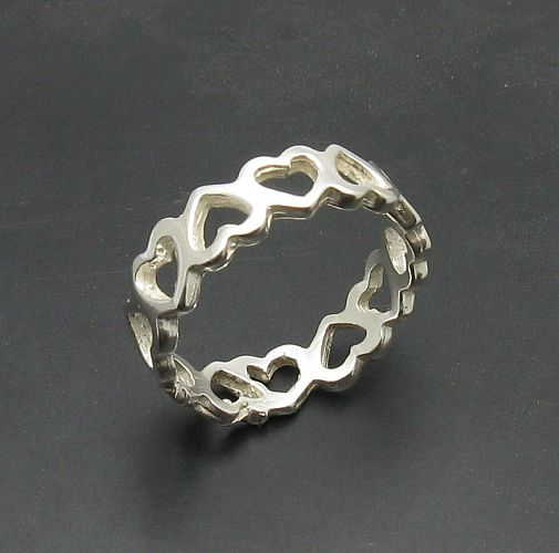 Silver ring - R000128