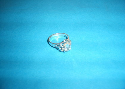 Silver ring - R000134