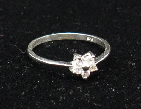 Silver ring - R000136