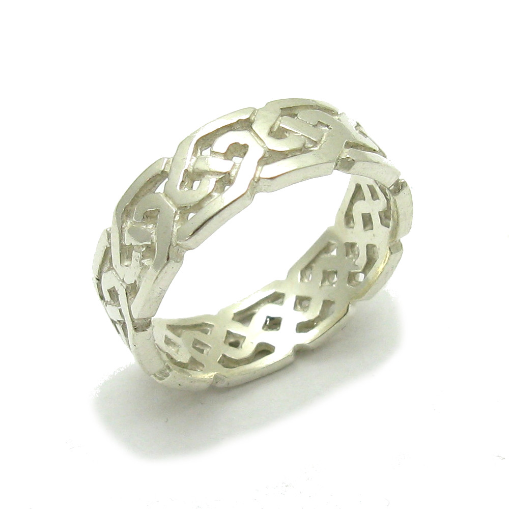 Silver ring - R000138