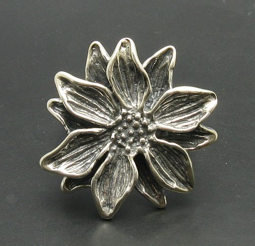 Silver ring - R000143