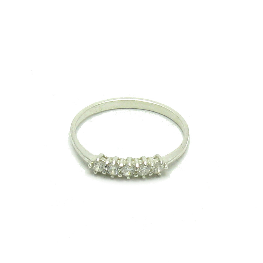 Silver ring - R000154