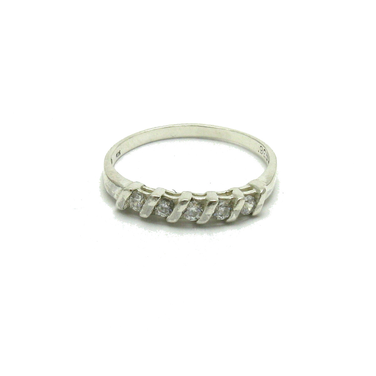 Silver ring - R000155