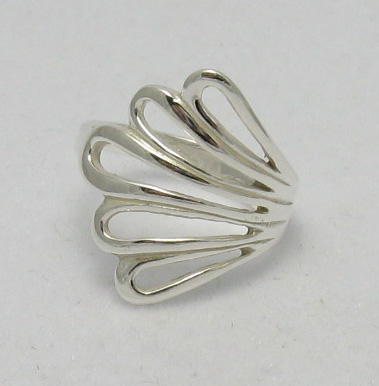 Silver ring - R000158