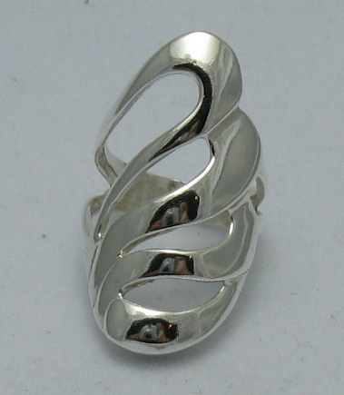 Silver ring - R000169
