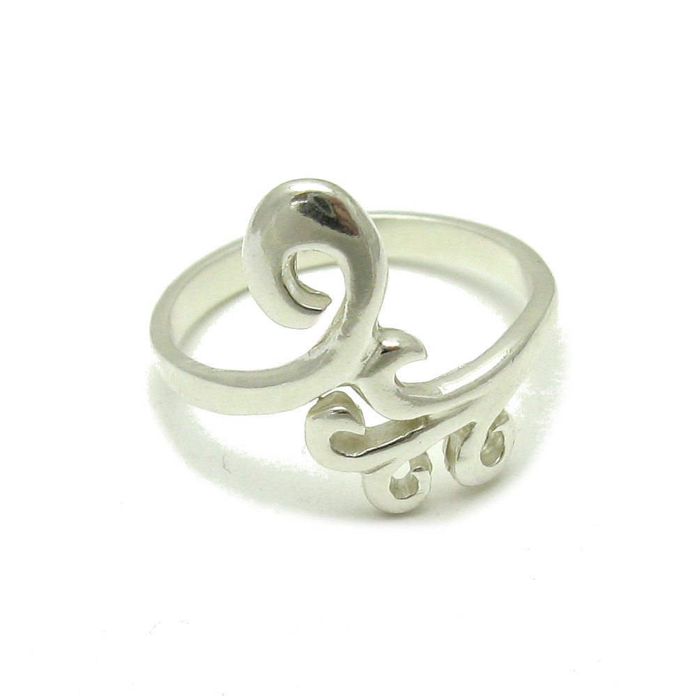 Silver ring - R000172