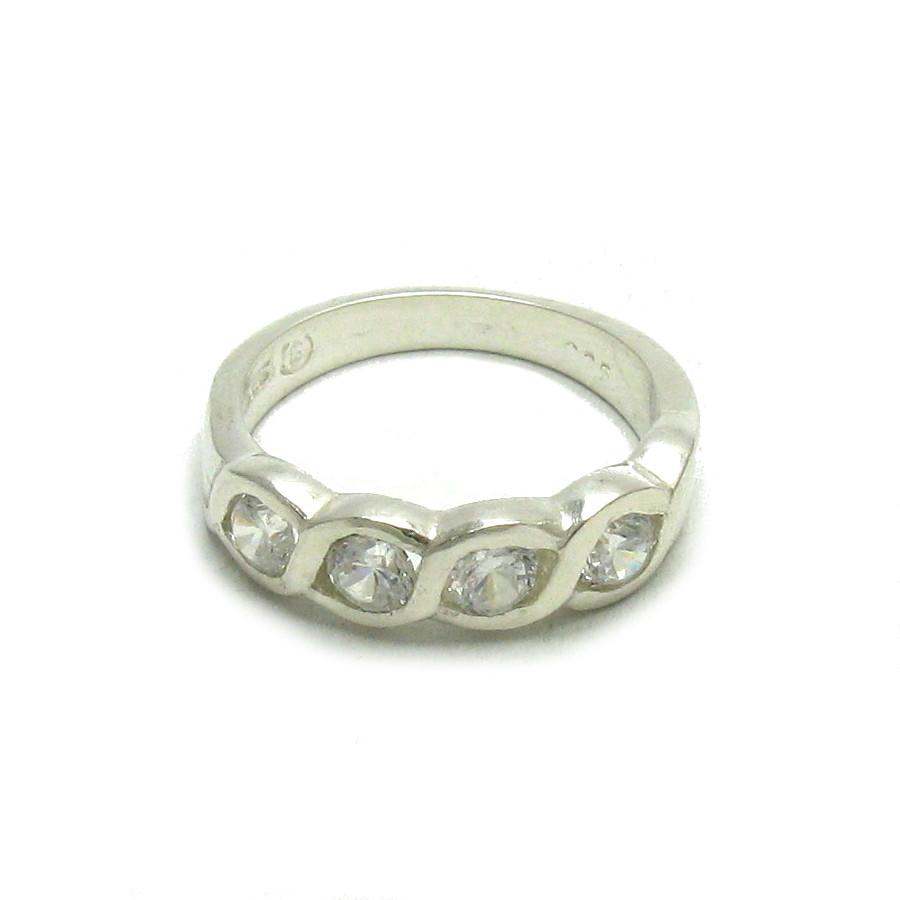 Silver ring - R000181