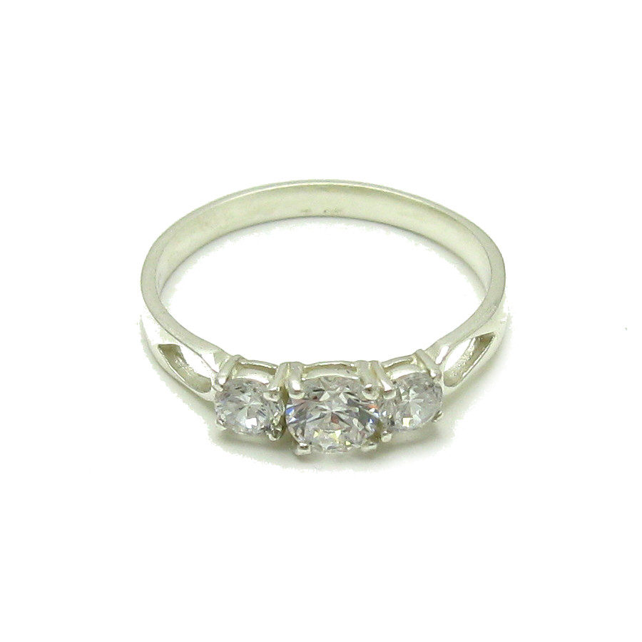 Silver ring - R000182