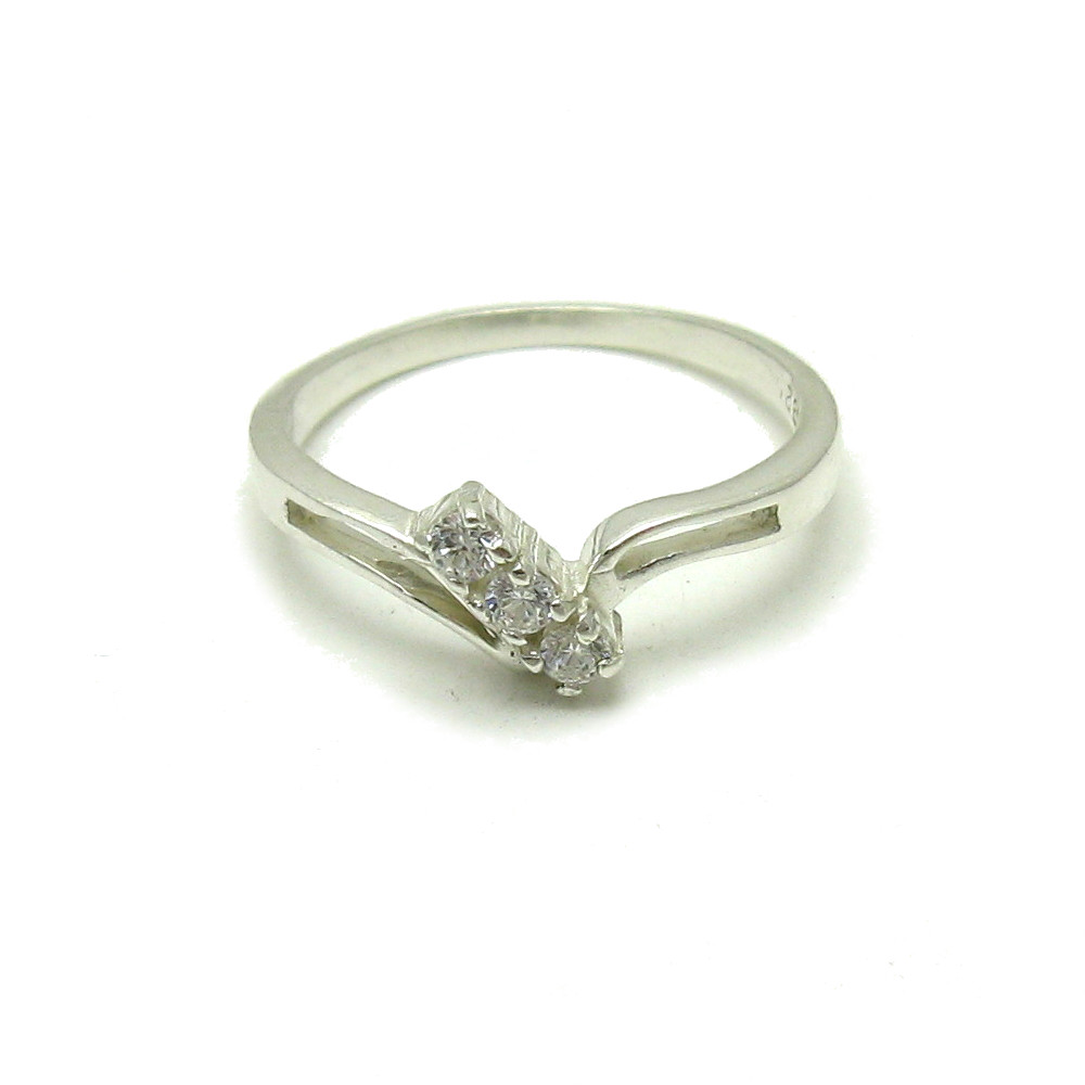 Silver ring - R000183