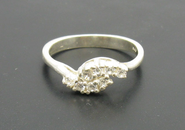 Silver ring - R000187