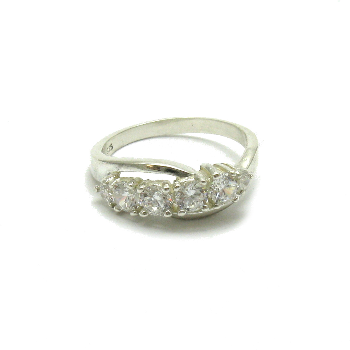 Silver ring - R000204