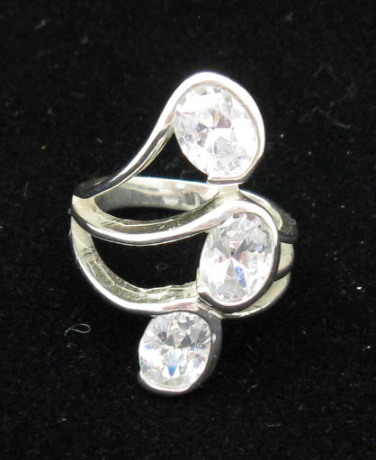 Silver ring - R000206