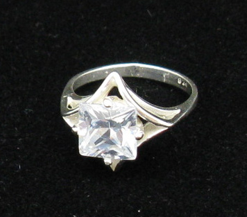 Silver ring - R000211