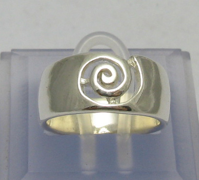 Silver ring - R000216