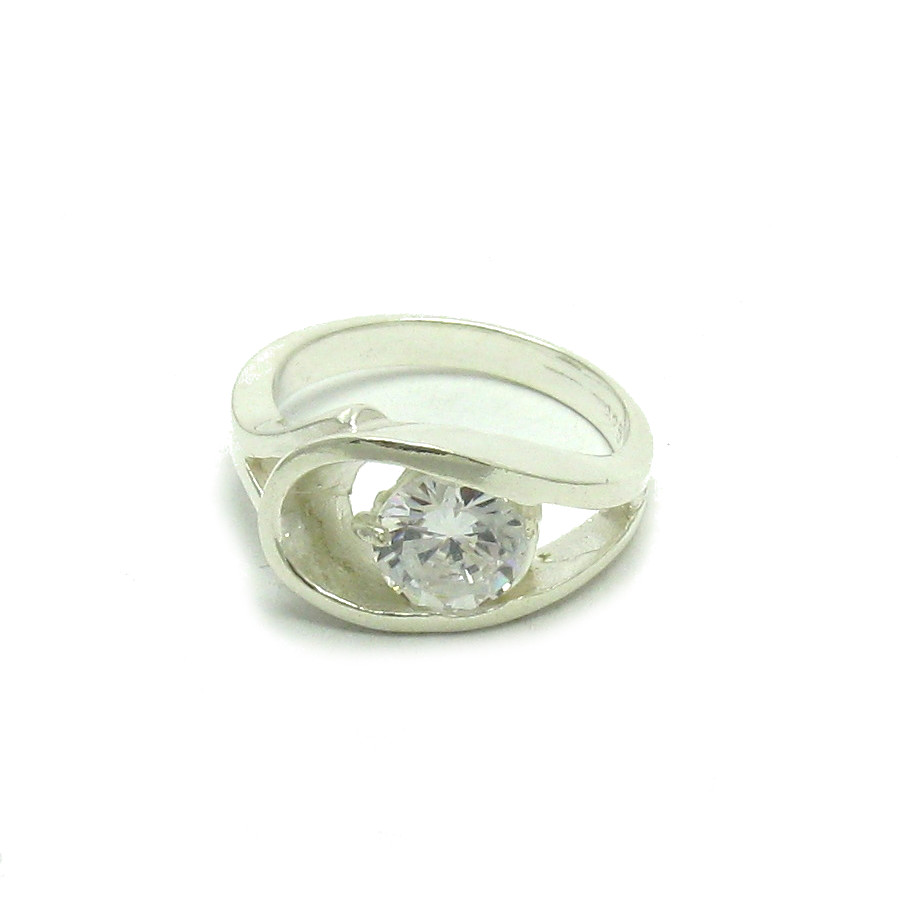 Silver ring - R000226