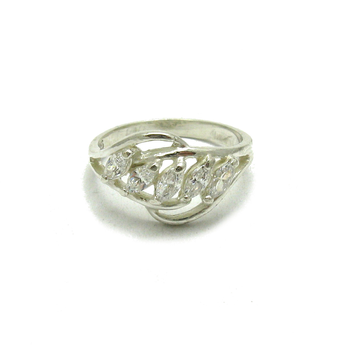 Silver ring - R000227
