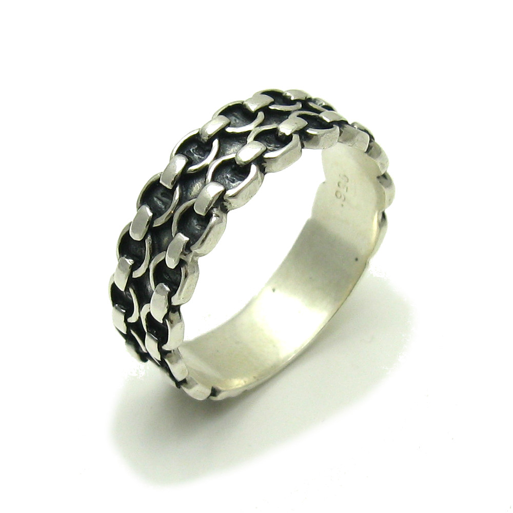 Silver ring - R000234