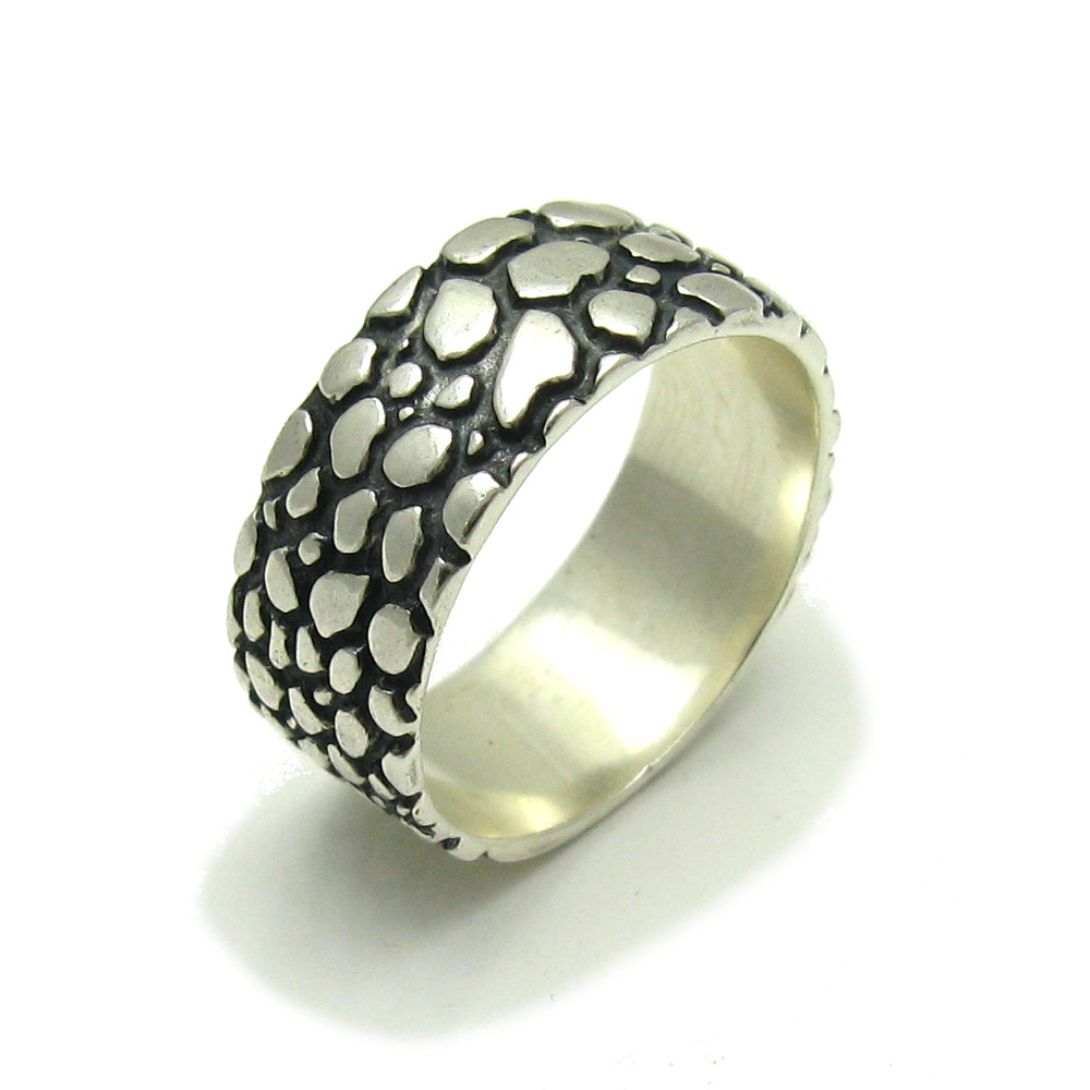 Silver ring - R000235