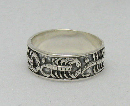 Silver ring - R000239