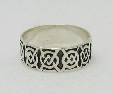 Silver ring - R000240