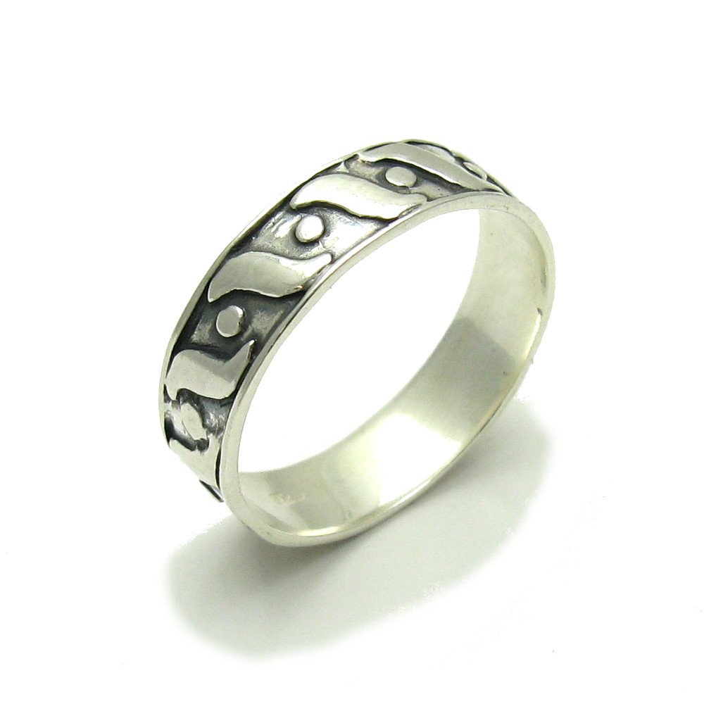 Silver ring - R000241
