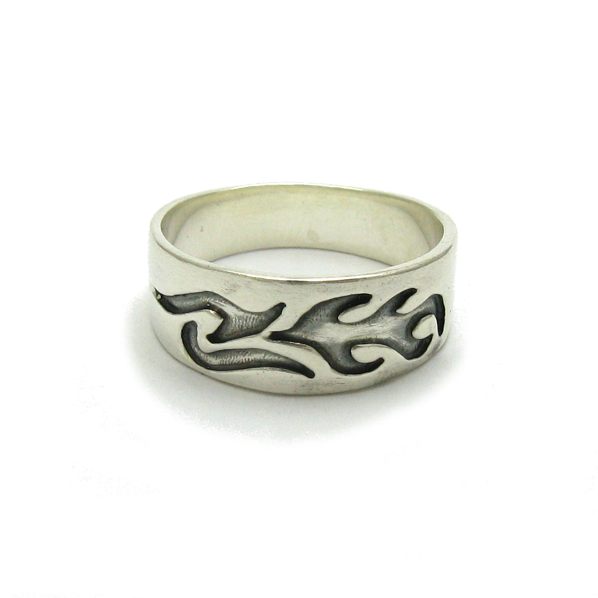 Silver ring - R000242