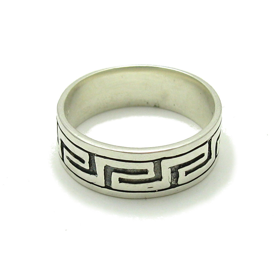Silver ring - R000243