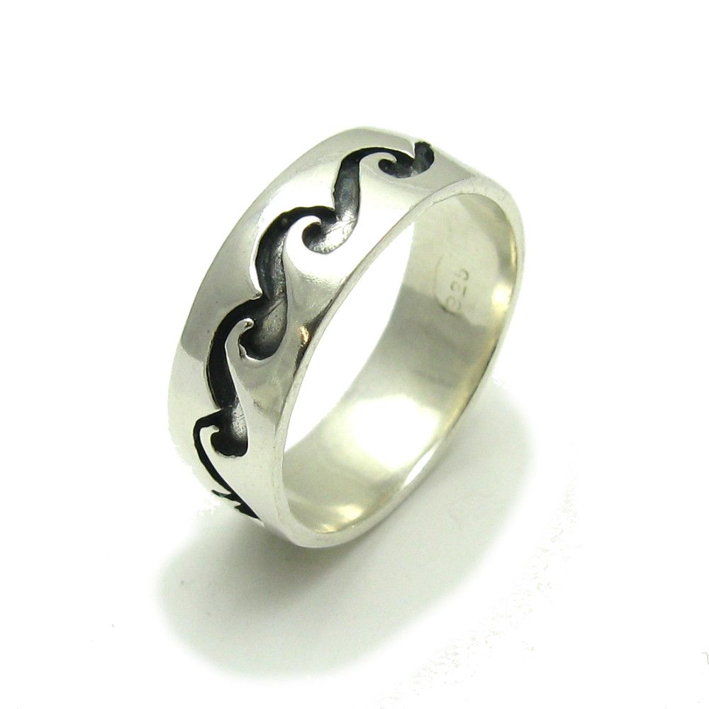 Silver ring - R000244