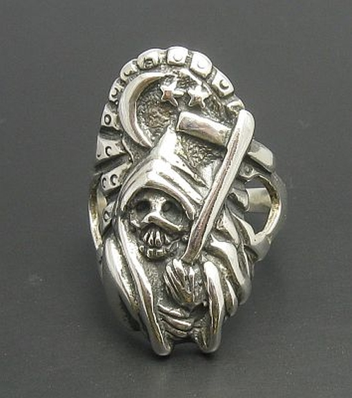 Silver ring - R000246