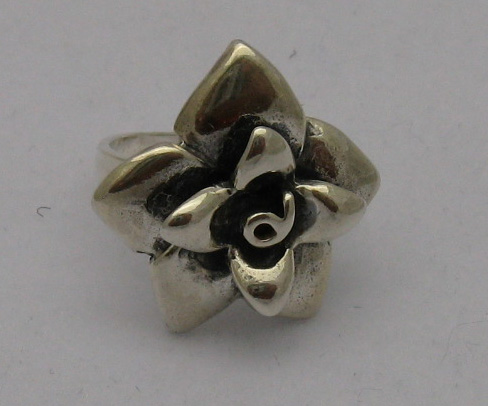 Silver ring - R000249