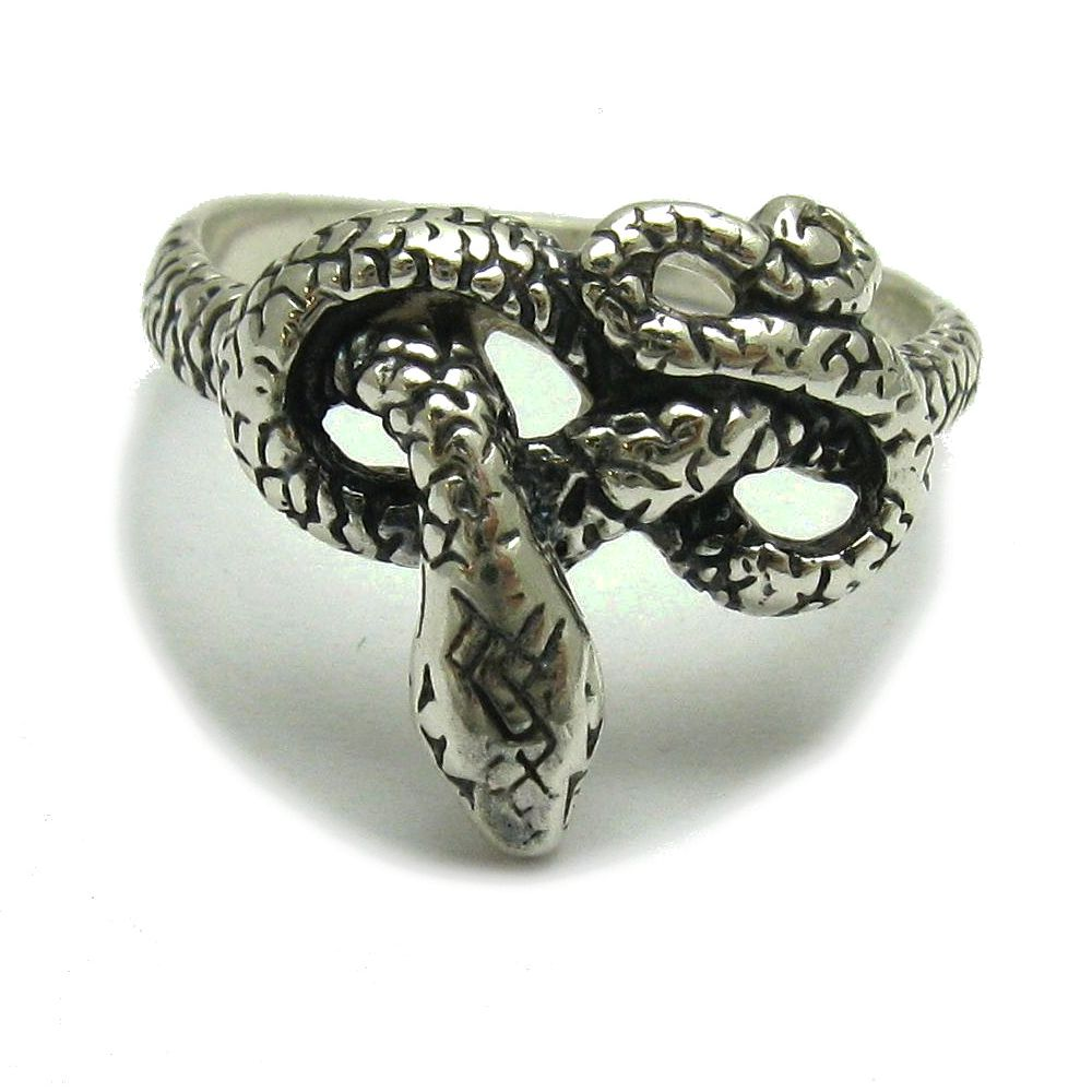 Silver ring - R000250