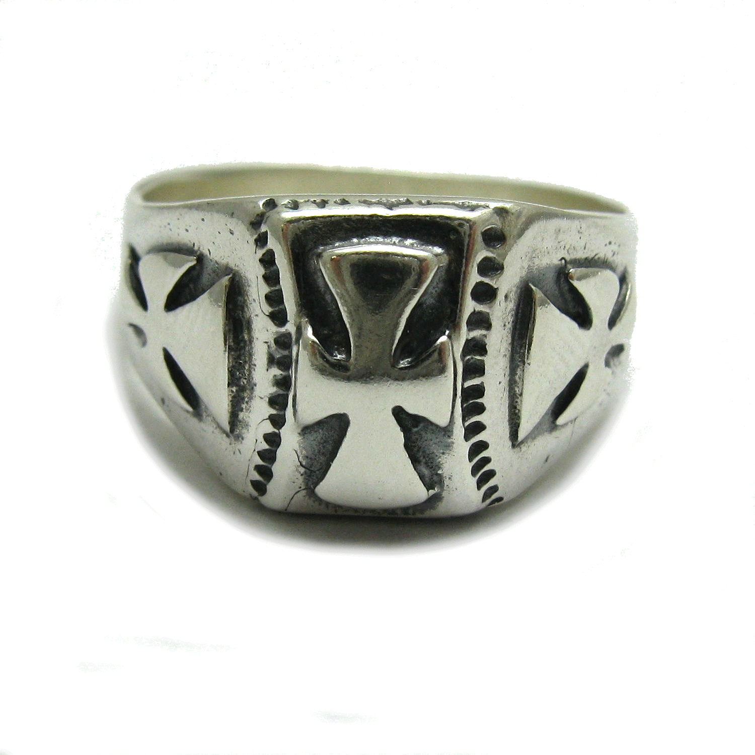 Silver ring - R000271