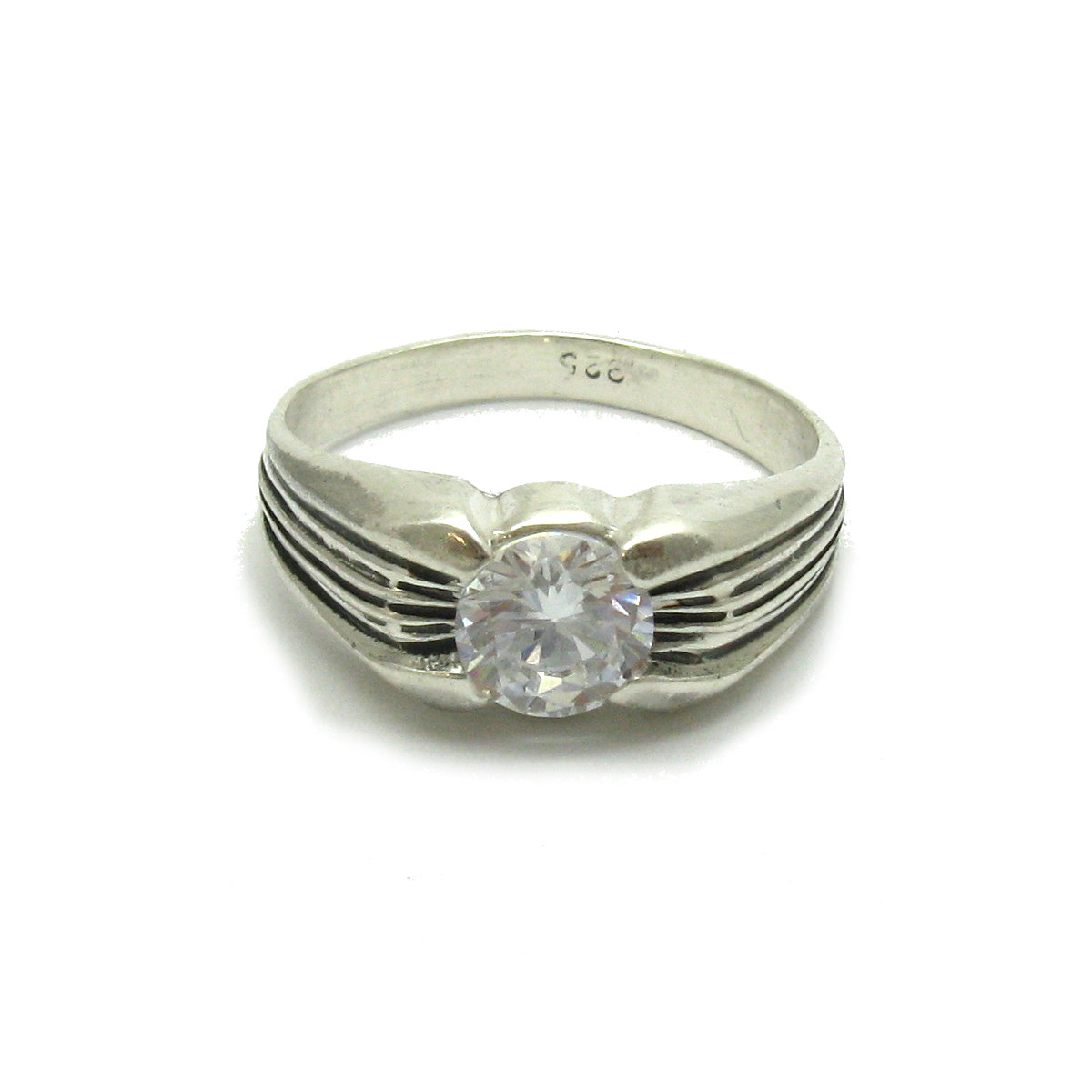 Silver ring - R000279