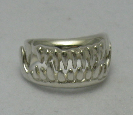 Silver ring - R000283