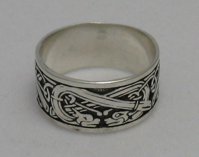 Silver ring - R000284