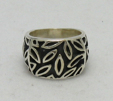 Silver ring - R000290