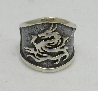 Silver ring - R000293