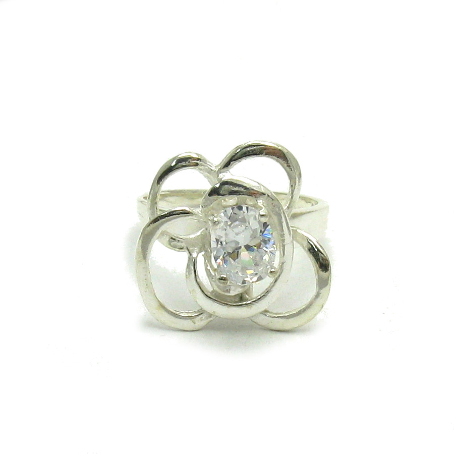 Silver ring - R000294