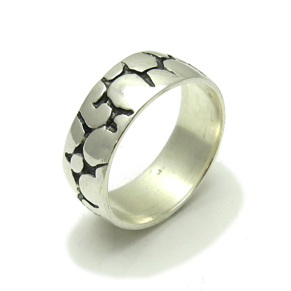 Silver ring - R000296