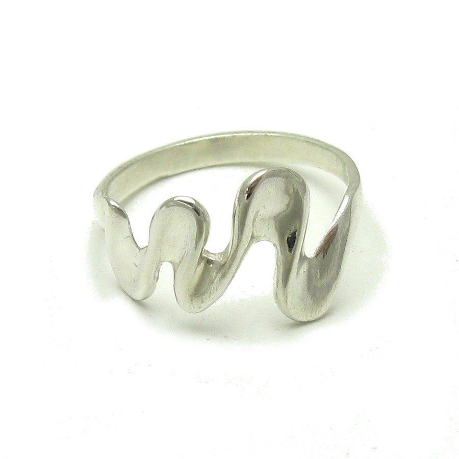 Silver ring - R000306